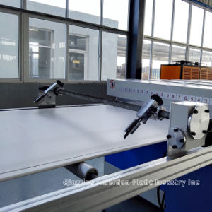 PVC Foam Sheet Extrusion Line for Advertising pictures & photos