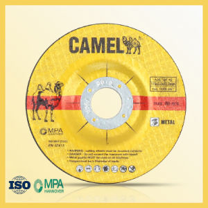 Hot Sale Camel Cutting Wheel pictures & photos