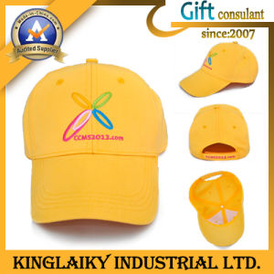 Lowest Price Cotton Baseball Cap for Promotion (KFC-002) pictures & photos