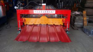 Metal Steel Roof Machine Roll Forming Equipment pictures & photos