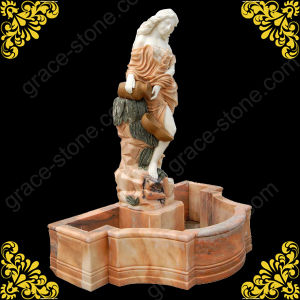 Natural Marble Hand Carved Fountain pictures & photos