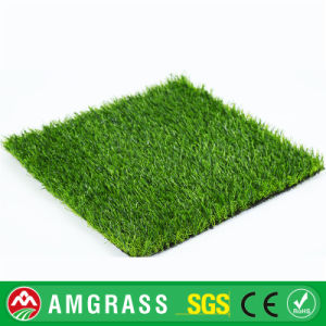 for Landscaping, Garden 2015 PE Synthetic Grass (AMF327-25D) pictures & photos