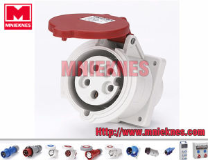 32A 3p+N+PE IP44 Industrial Socket (MN3531)