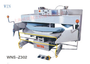 High Efficiency Suit Touch Screen Press Machine with Super Ironing Effect (WNS-Z302)