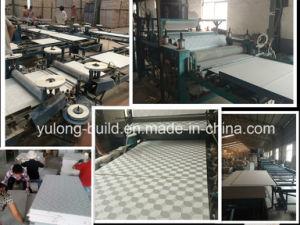 603*603*7mm PVC Gypsum Ceiling Tiles pictures & photos