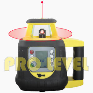 Dual Grade High Precision Rotary Laser Level (SRE208-2S) pictures & photos