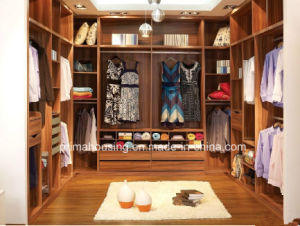 Hot Sell Opening Walk-in Wardrobe Bedroom Closet pictures & photos