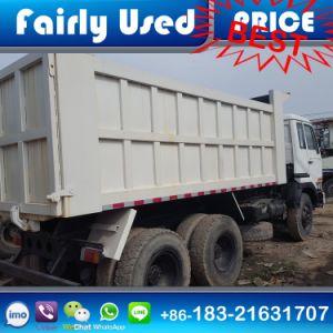 Used Nissan Heavy Duty Truck Nissan Ud Dump Tipper Truck