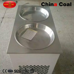 Double Pan Fry Ice Machine pictures & photos