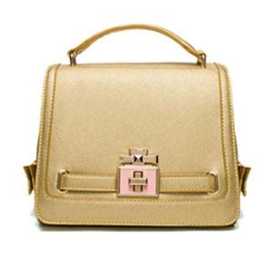 High Quality New Wholesale Shoulder Designer Lady Flap Bag pictures & photos