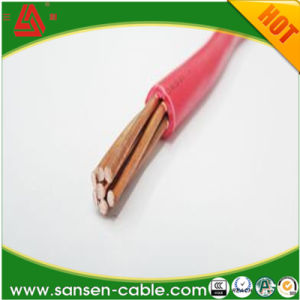 Electric Wire with Copper Conduct, PVC Insulation Power Cable pictures & photos