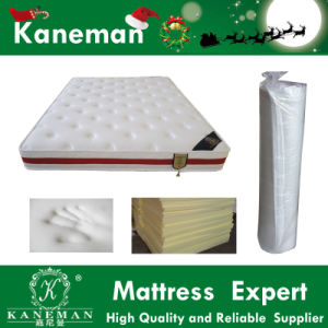 Tight Top High Density Foam Mattress, Sample Free pictures & photos