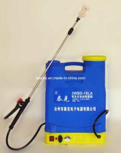 Electric Sprayer / Knapsack Battery Sprayer (3WBD-16LA) pictures & photos