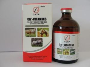 Vitamin Ad3e Oily Injectable Solution (80/40/20) pictures & photos