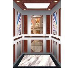 SANYO Small Machine Room Passenger Lift