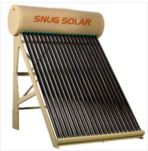 Color Steel Passive Solar Water Heater with Ce Certificate pictures & photos
