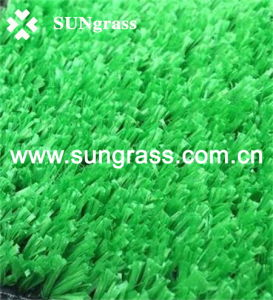 8mm High Density Sports Synthetic Turf (SUNJ-HY00005) pictures & photos