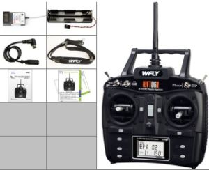 6/7/8/9 Channel Radio Remote Control RC Radio System for Helicopter