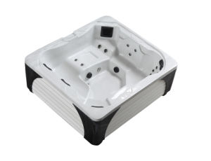 Compact-Style Acrylic Outdoor Big Tub for 6 Person (M-3384) pictures & photos