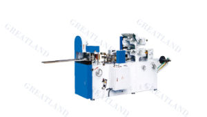 Full Automatic Facial Tissue Paper Folding Machine Line pictures & photos