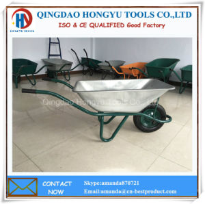 Heavy Duty Construction Tool Wheel Barrow pictures & photos