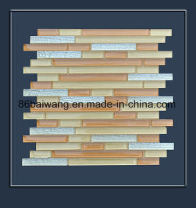Hot Selling Natural Crystal Glass Mosaic Factory pictures & photos