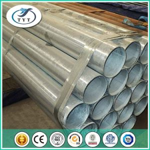 China Tianjin Tianyingtai Steel Pipe Co., Ltd Galvanized Steel Pipe Manufacturer pictures & photos