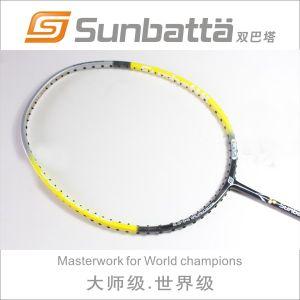 Super High Modulus Graphite Badminton Racket (Dragon and Tiger 3306)