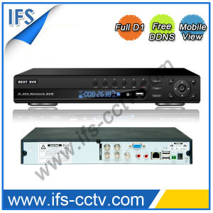 4CH H. 264 Network DVR with Time Display (ISR-7204NA) pictures & photos