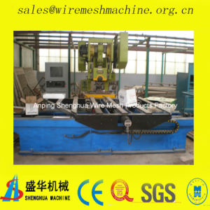 Automatic Perforated Mesh Machine (pounding in sheet) pictures & photos
