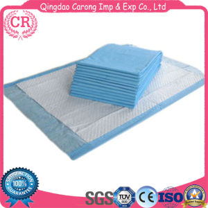 Exported Standard Adult Underpad Surgical Nonwoven Disposable Underpad pictures & photos