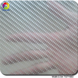 Tsautop 0.5m Width Water Transfer Film Carbon Fiber Water Transfer Printing Film pictures & photos