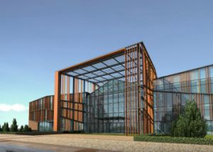 Multi-Storeys Steel Structure Office Building (KXD-SSB77) pictures & photos