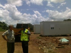 Container Kit Homes for Mining Camp/Dormitory/Office pictures & photos