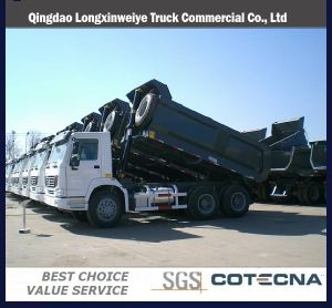 HOWO 6X4 18cbm Dump Truck pictures & photos