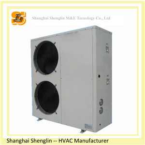China Air Source Heat Pump Md100d for Hotel pictures & photos