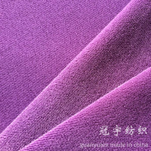 Short Pile Cationic Velour Fabric with All Color Ranges pictures & photos
