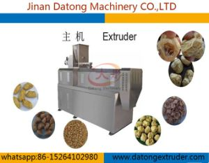 China Popular Soya Meat Making Machinery pictures & photos