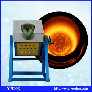 Mf Induction Copper Melting Furnace pictures & photos
