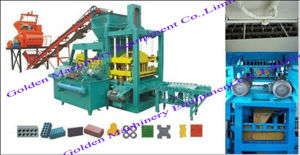 China Concrete Cushion Brick Bar Pad Block Making Machine pictures & photos