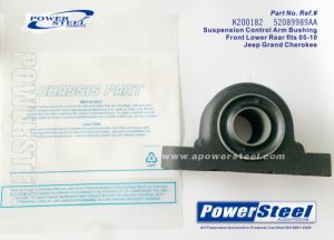 Suspension Control Arm Bushing Front Lower Rear Fits 05-10 Jeep Grand Cherokee 52089989AA pictures & photos