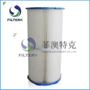 Quick Release Plastic Cap Dust Collector Cartridge Filter pictures & photos