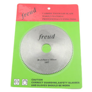 Tct Circular Saw Blade, T. C. T Circular Saw Blade, Tungsten Carbide Circular Saw Blade (WTCOS001) pictures & photos