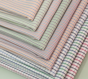 Stripes&Checks Thin Lines Yarn Dyed Fabric Shirting pictures & photos
