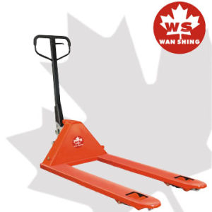 Super Short Hand Pallet Truck Fork Length 500-900mm (SD) pictures & photos