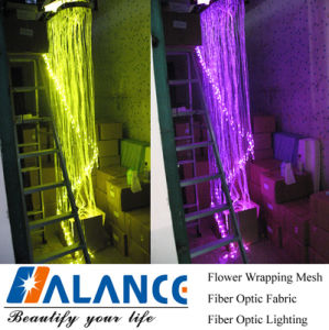 Optic Fiber Chandelier for Ceiling Decoration (OFC-025)