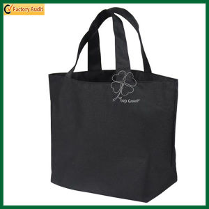 Recycled Print Cotton Shopping Bags (TP-SP527) pictures & photos
