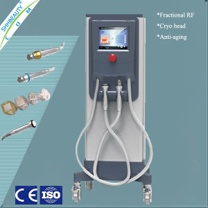 Cryo RF Microneedle Fractional Beauty Machine