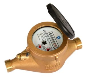 Multi Jet Dry Type Water Meter Class C/R160 pictures & photos