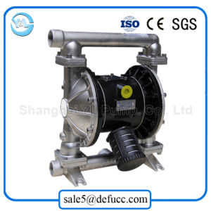 3 Inch Slurry Stainless Steel Air Powered Diaphragm Pump pictures & photos